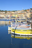 Port of Cassis, France Royalty Free Stock Image