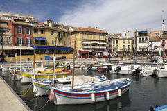Port of Cassis, French Riviera, Stock Images