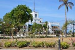 Port of Cebu city Stock Photo