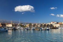 Port of Chania, Crete Royalty Free Stock Image
