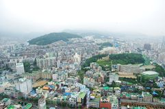Port City of Busan Royalty Free Stock Image