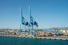 Port of Civitavecchia, Italy Stock Photography