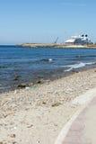 Port of Civitavecchia - Italy Royalty Free Stock Photos