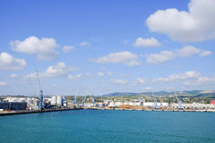 Port of Civitavecchia, It Stock Photo