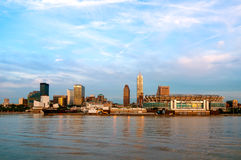 Port of Cleveland Royalty Free Stock Images