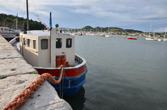 Port conwy Stock Images