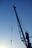 Port crane Stock Photography