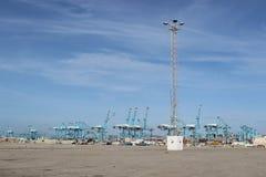 Port d'Algésiras, Espagne Photo libre de droits