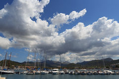 Port d'Andratx, Majorca Stock Photo