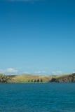 Port d'Auckland - baie de station image libre de droits