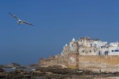 Port d'Essaouira Images libres de droits
