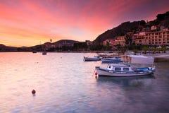 Port dans Nafplio, Grèce Photo libre de droits