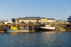 Port of Darwin Royalty Free Stock Image