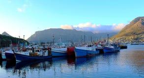 Port de baie de Hout Photos libres de droits