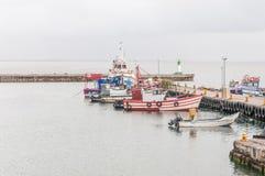 Port de baie de Kalk Photo libre de droits