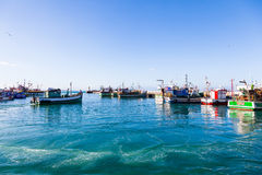 Port de baie de Kalk Images stock