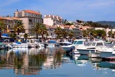 Port de Bandol photo libre de droits