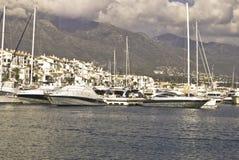 Port de Banus Images stock