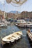 Port de Camogli Photographie stock