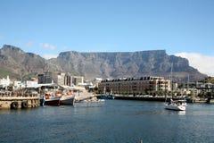 Port de Capetown Photos libres de droits