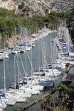 Port de Cassis Photographie stock libre de droits