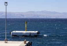 Port de Cesme Image libre de droits