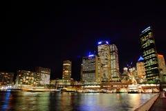 Port de chéri de Sydney Photo stock