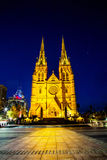 Port de chéri de Sydney Image libre de droits