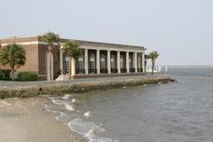 Port de Charleston Photos stock