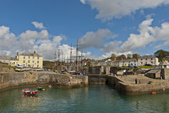 Port de Charlestown Image stock