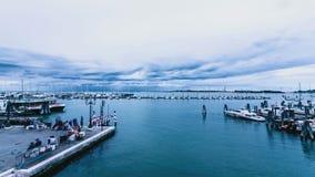 Port de Chioggia - TimeLapse clips vidéos