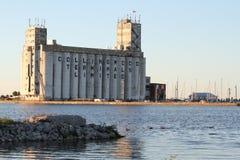 Port de Collingwood Photographie stock libre de droits