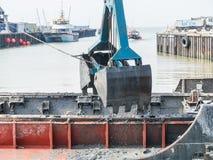 Port de dragage de Whitstable Images stock