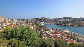 Port de Dubrovnik Photographie stock