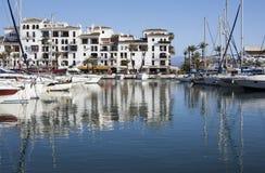 Port de Duquesa, Spain Stock Photography