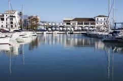 Port de Duquesa, Spain Royalty Free Stock Photography