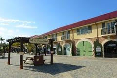 Port de Falmouth, Jamaïque Photographie stock libre de droits
