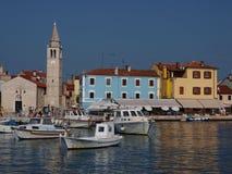 Port de Fazanska Photographie stock libre de droits