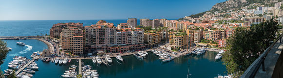 Port de Fontvieille IV Stock Photography