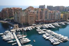 Port de Fontvieille, marina, water transportation, harbor, dock. Port de Fontvieille is marina, dock and port. That marvel has water transportation, city and stock images