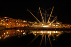 Port de Gênes Photo stock