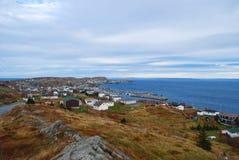 Port De Graves Neufundland Stockfoto