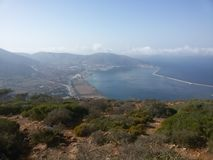 Port de kebir d'EL de Mers Photographie stock