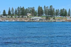Port de Kiama Images stock