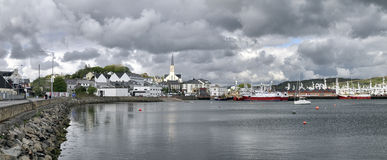 Port de Killybegs Image stock