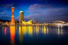 Port de Kobe Photographie stock libre de droits
