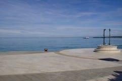 Port de Koper_old Images stock