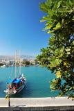 Port de Kos Images libres de droits