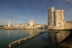 Port de La Rochelle Image libre de droits