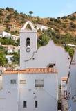 port de la Selva教会  免版税库存照片